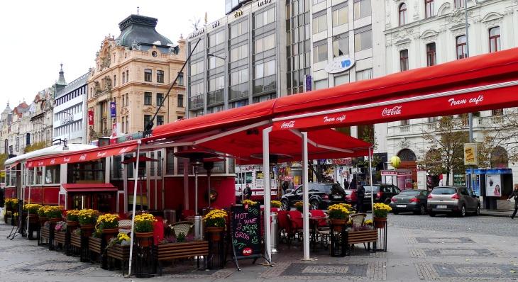 Restaurant Prague, Czec Republic